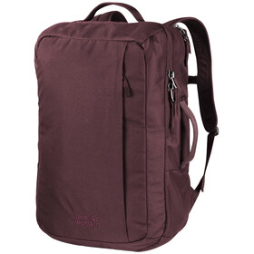 Jack Wolfskin Brooklyn 26 Zaino, port wine